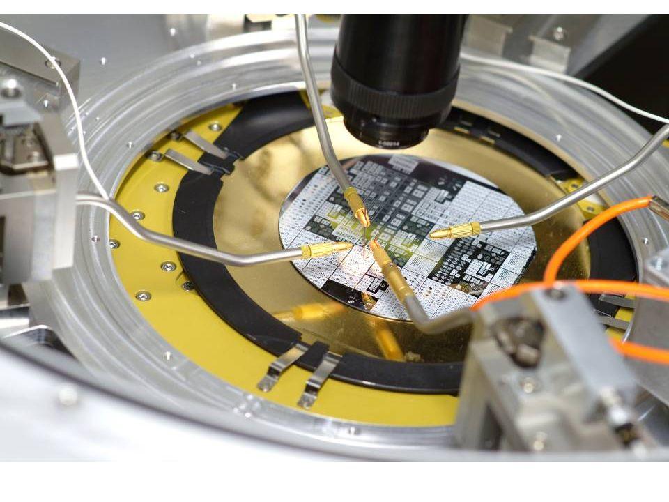 Op deze chip zitten 6,4 miljoen transistoren