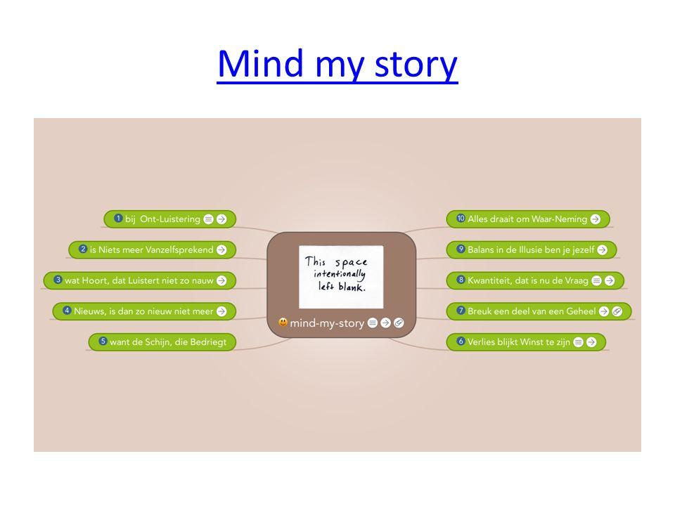 Mind my story