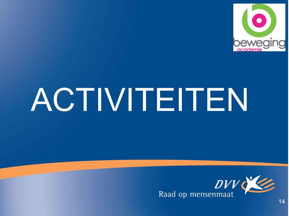 ACTIVITEITEN 14