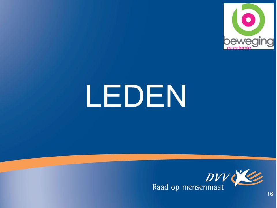 LEDEN 16