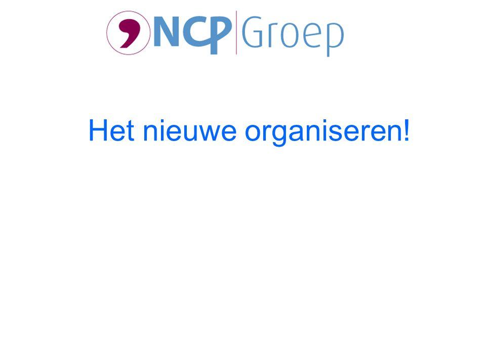 Het nieuwe organiseren!
