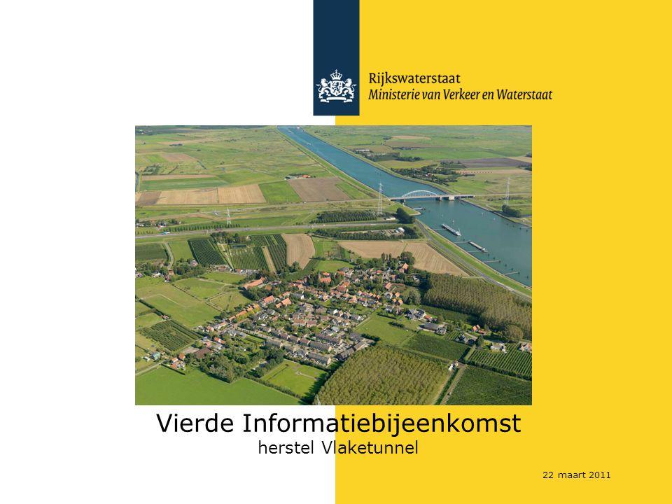 Rijkswaterstaat 22 Stand van zaken Planning metingen Planning resterende meting is nog ongewijzigd:  We blijven meten zolang de bemaling draait en water wordt weggepompt.