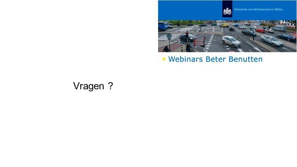 Op 1 mei 2016 kan je… Een multimodaal op maat gesneden reisadvies opvragen De gekozen modaliteit online afnemen Pre-trip routes ontvangen (per mail) die naar de afgenomen parkeerplaats gidsen -> via luwe routes Modal Split vanuit de portal realtime in beeld via dashboard