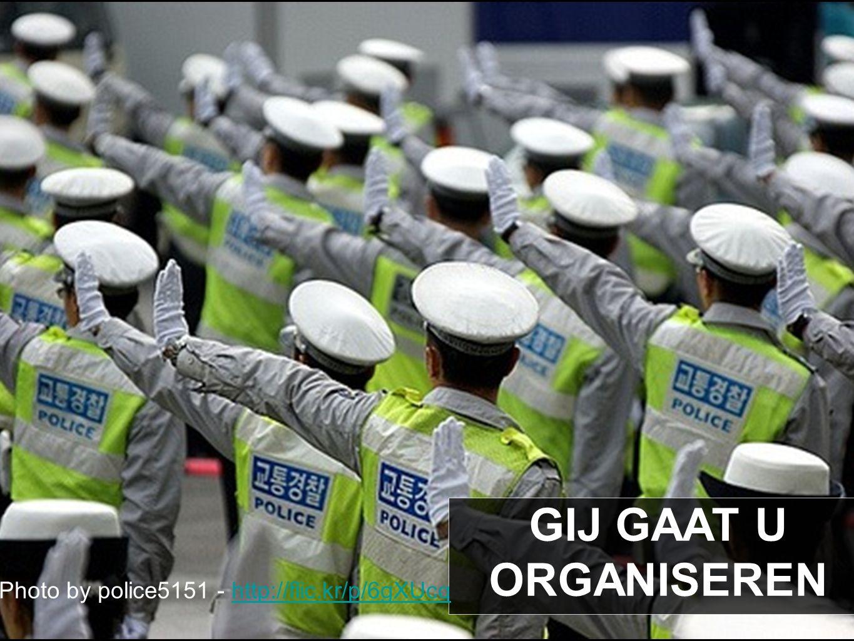 GIJ GAAT U ORGANISEREN Photo by police5151 - http://flic.kr/p/6gXUcqhttp://flic.kr/p/6gXUcq