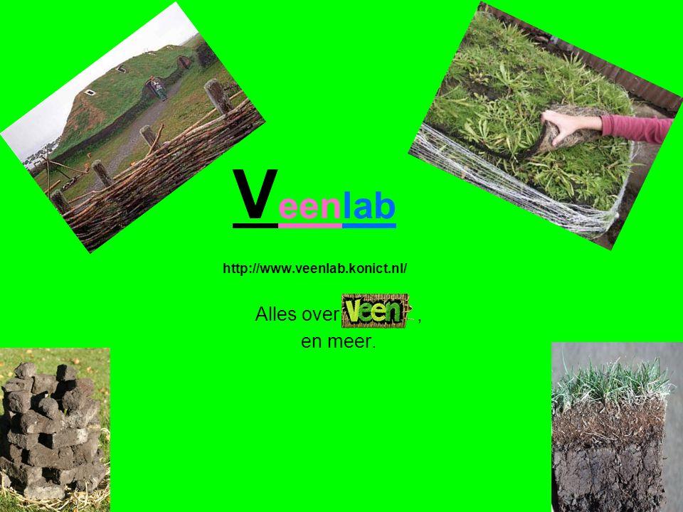V eenlab http://www.veenlab.konict.nl/ Alles over, en meer.