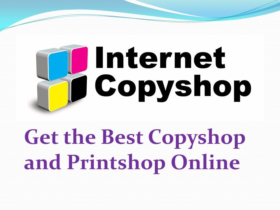 Get the Best Copyshop and Printshop Online