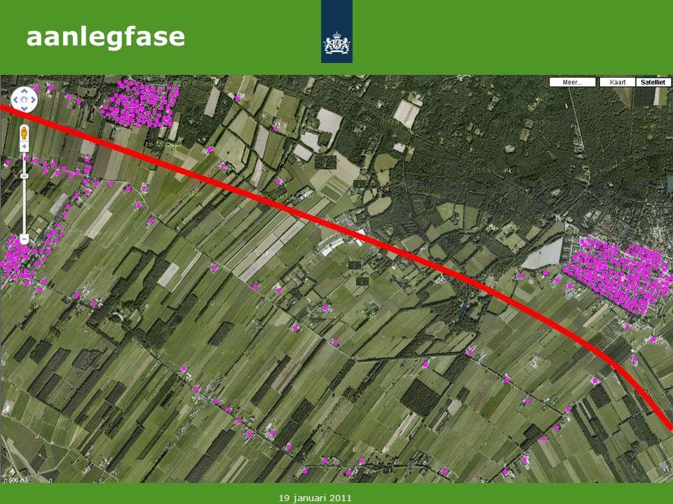 9 19 januari 2011 maximale waarde voorkeurswaarde lokale afweging: kosten – baten stedenbouwkundig landschappelijk verkeerskundig overleg /inspraak criterium in de wet aanlegfase NORMEN