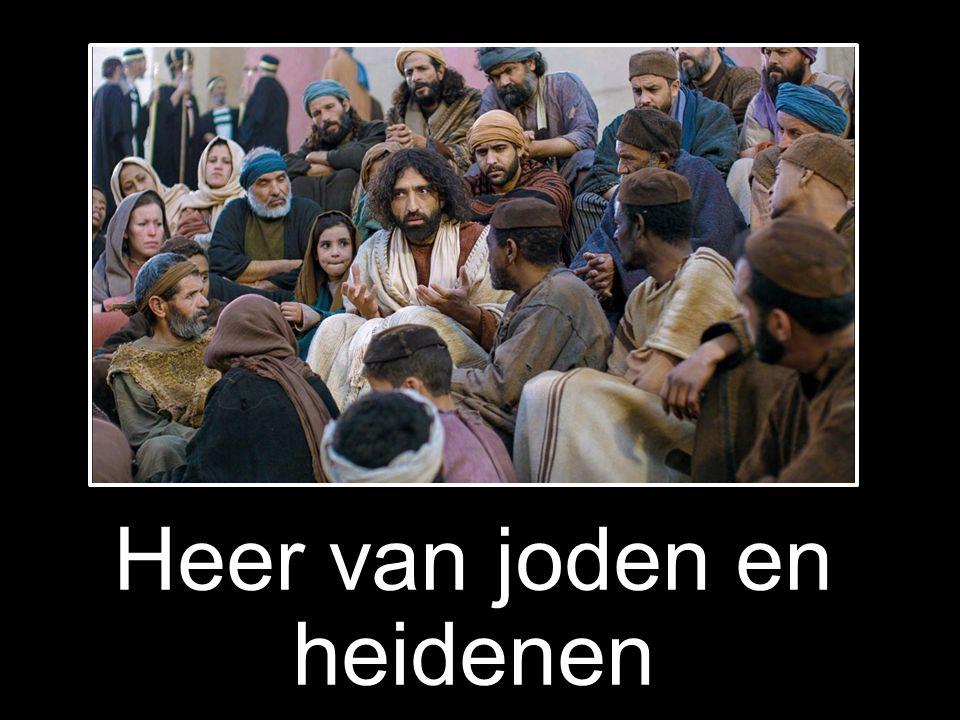 Heer van joden en heidenen