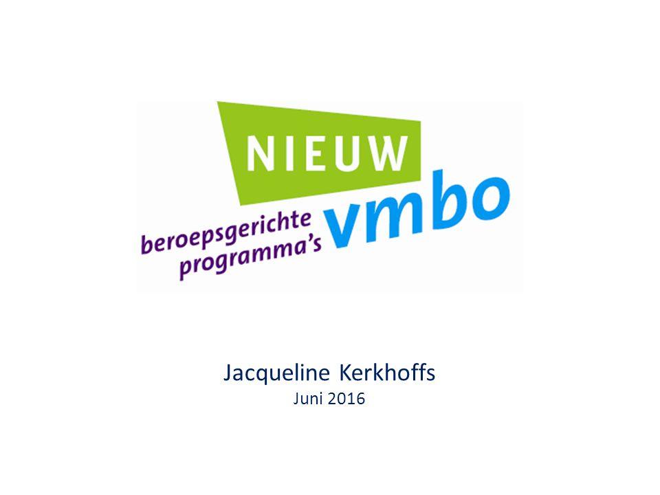 Jacqueline Kerkhoffs Juni 2016