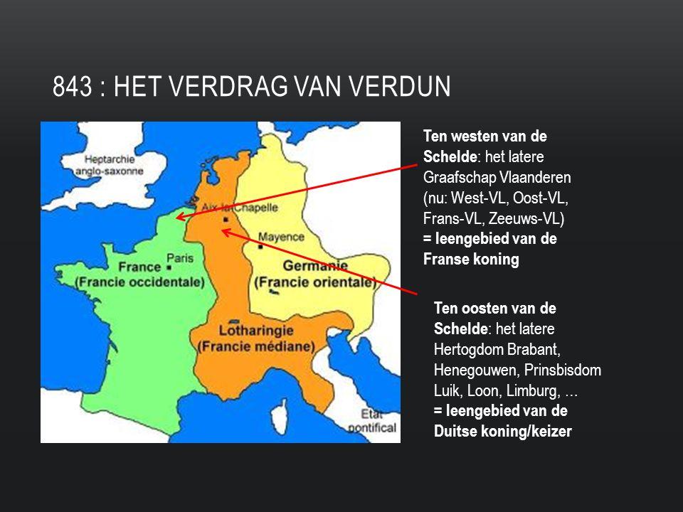 VOORBEELDEN VAN ROMANTISCHE IDENTITEITSSCHEPPING (Julius Caesar – 1 e eeuw v.C.) Van hen allemaal zijn de Belgen de dappersten, omdat ze het verst verwijderd wonen van de cultuur en de beschaving van de provincia, omdat er slechts zelden kooplui tot bij hen komen en dingen invoeren die bijdragen tot het verwekelijken van de geesten, en ze vlakbij de Germanen zijn, die over de Rijn wonen, en met wie ze voortdurend oorlog voeren.