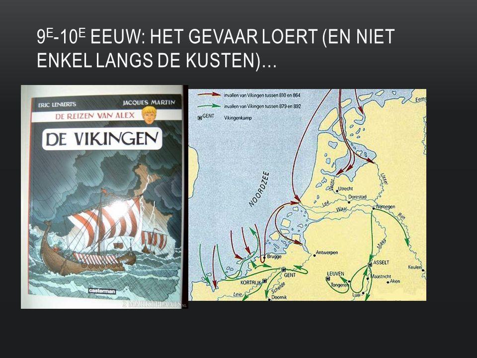 VLAANDEREN: LAKENPRODUCTIE Belangrijkste economische activiteit in Vlaanderen: lakennijverheid 14 e eeuw: 2/3 beroepsbevolking in de steden in de Zuidelijke Nederlanden = textielarbeiders.
