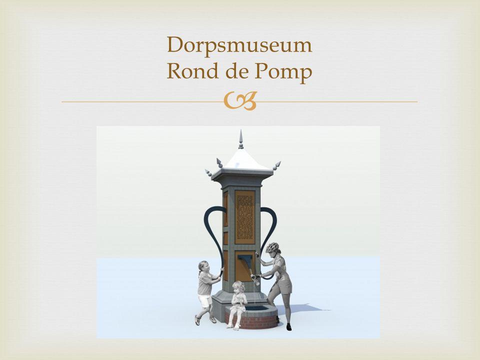  Dorpsmuseum Rond de Pomp