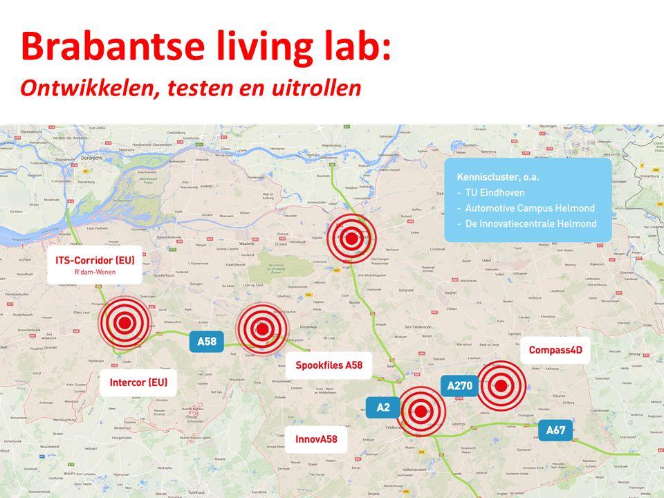 11 Brabantse living lab: Ontwikkelen, testen en uitrollen