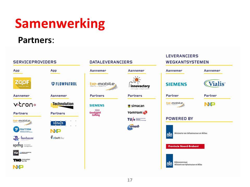 Samenwerking Partners: 17