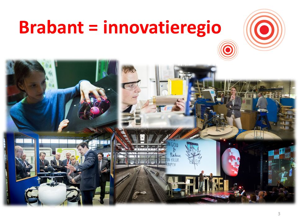 3 Brabant = innovatieregio