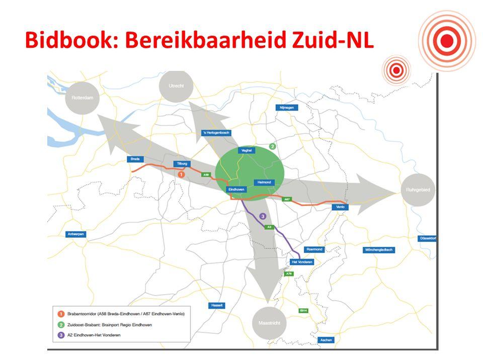 Bidbook: Bereikbaarheid Zuid-NL