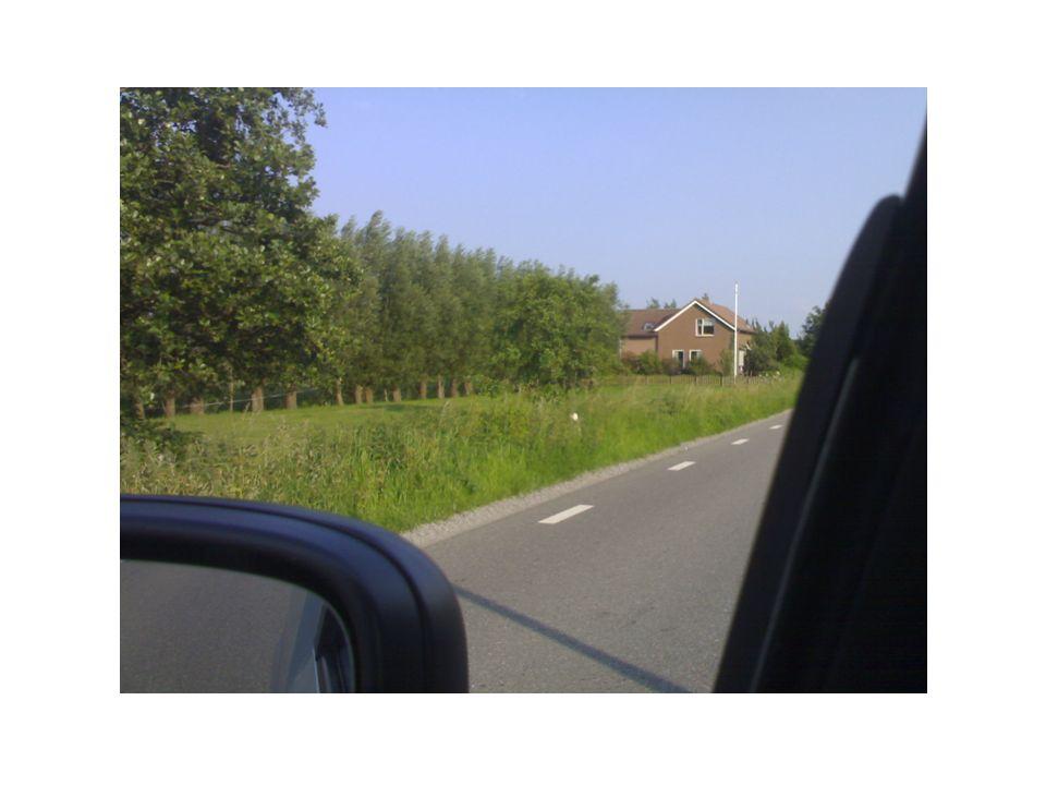 De werking De anti maai slab wordt rond het obstakel geplaatst Waardoor er geen gras meer groeit in een x straal rond het obstakel