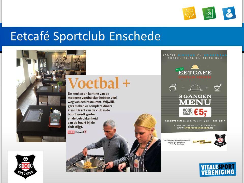 Eetcafé Sportclub Enschede