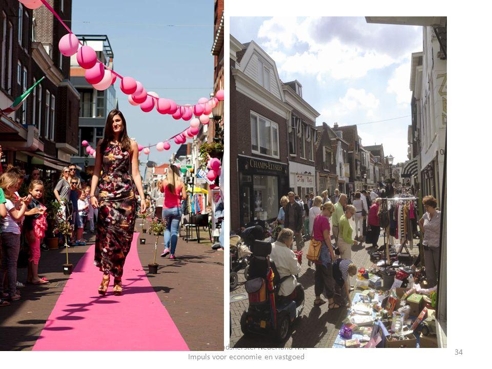 stichting Stadsherstel Nederland N.V. Impuls voor economie en vastgoed 34