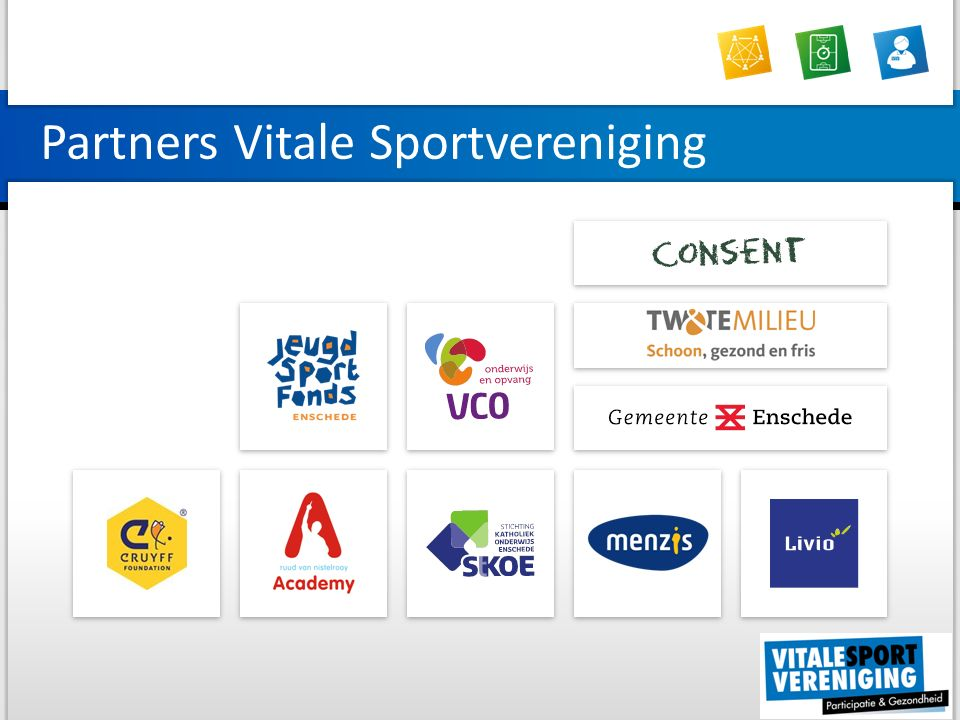 Partners Vitale Sportvereniging