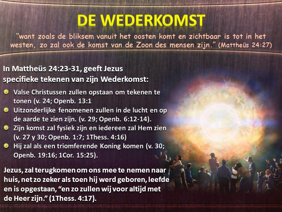 Wees dan waakzaam, want u weet niet op welk moment uw Heere zal komen. (Mattheüs 24:42) Er zijn twee soorten van dienstknechten in de gelijkenis die Jezus vertelde in Mattheüs 24:45-51.