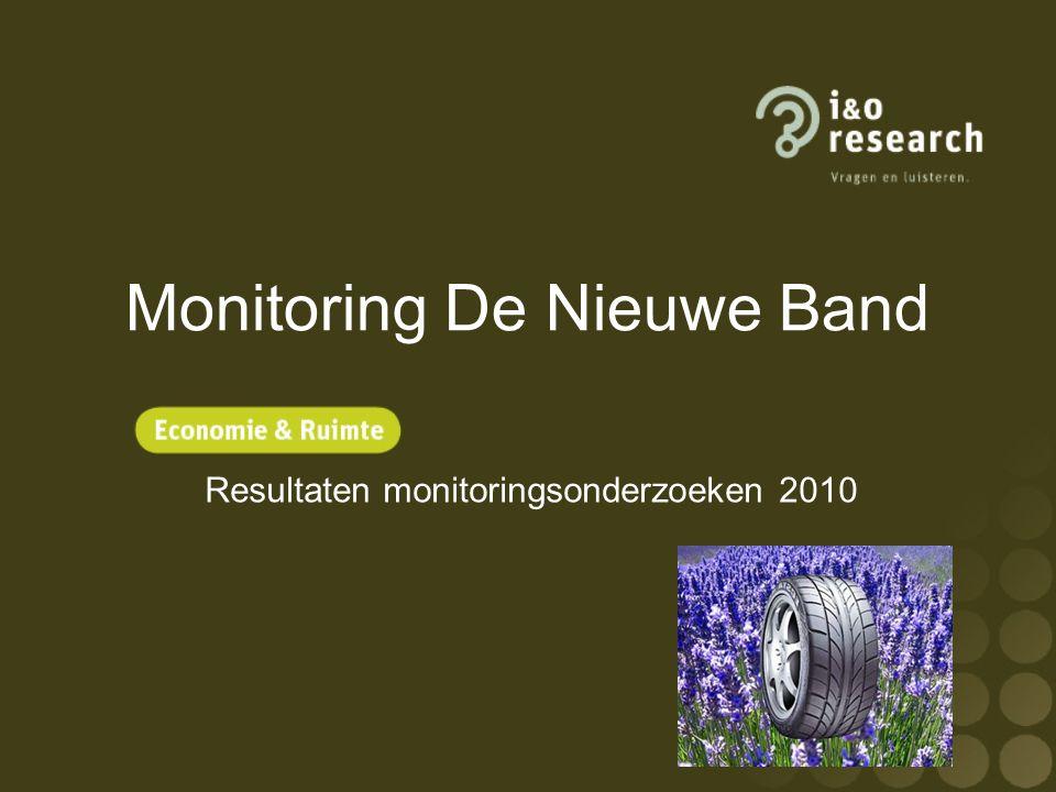 Monitoring De Nieuwe Band Resultaten monitoringsonderzoeken 2010