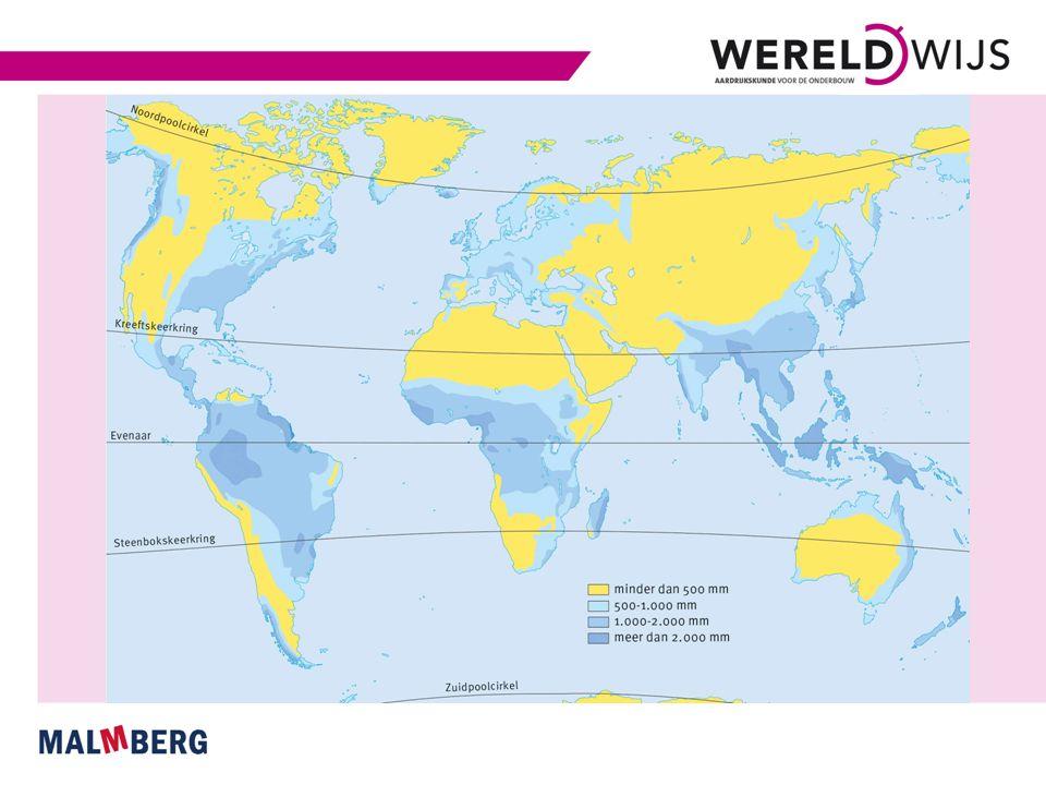 Water in Afrika Weinig frontale regens Stuwingsregens - Drakensbergen - Atlasgebergte Equatoriale stijgingsregens Woestijnen - Sahara - Kalahari - Namibwoestijn Grondwater (fossiel water) - aquifer