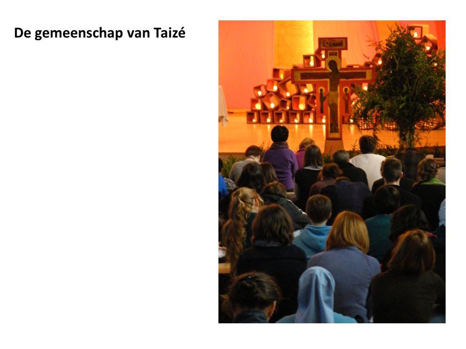 De gemeenschap van Taizé