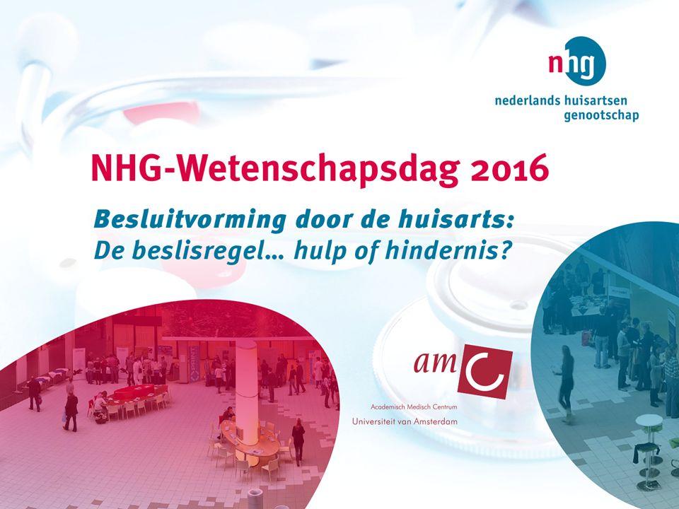 Agenda afdeling Eerstelijnsgeneeskunde, Radboudumc, Nijmegen Tjard Schermer, Unithoofd Onderzoek