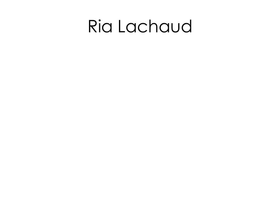 Ria Lachaud