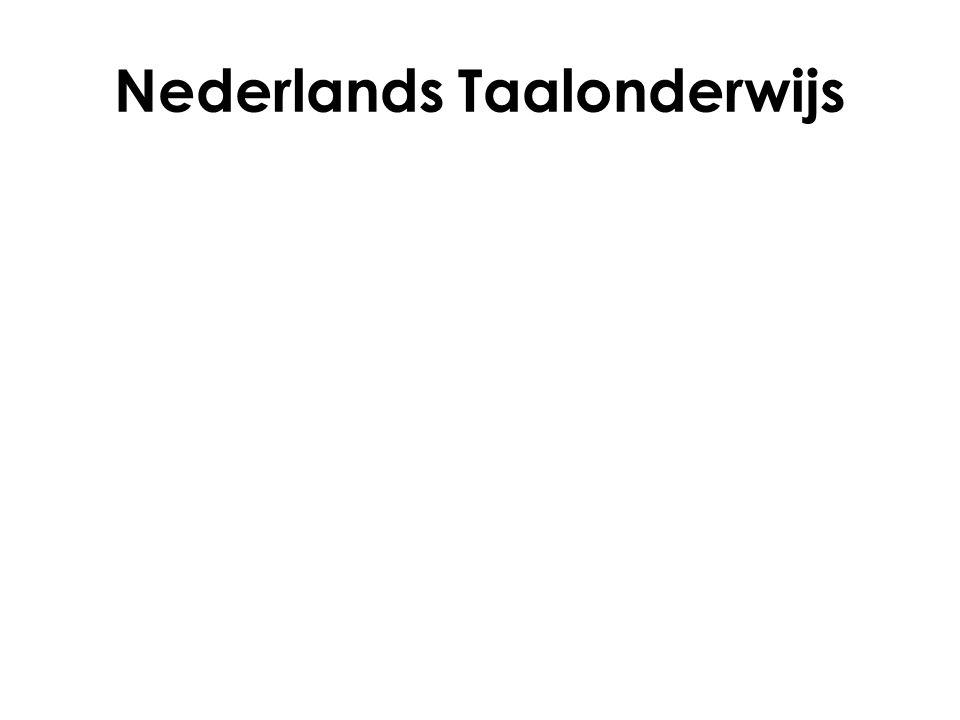 Nederlands Taalonderwijs