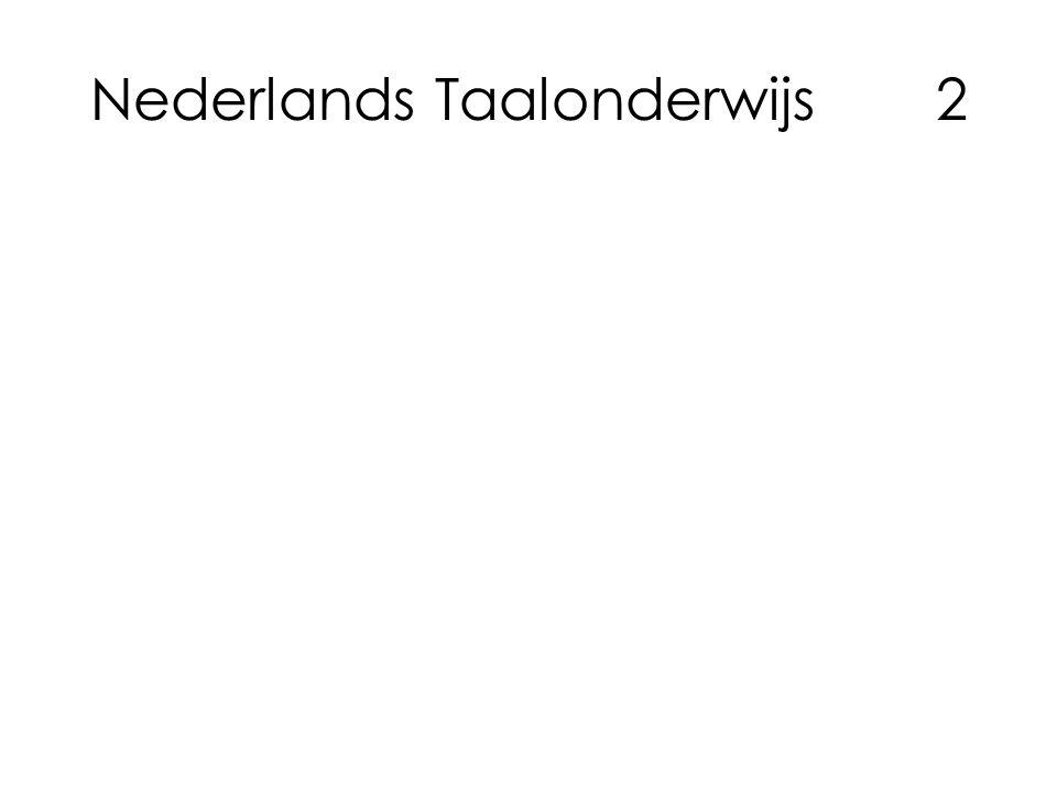 Nederlands Taalonderwijs2