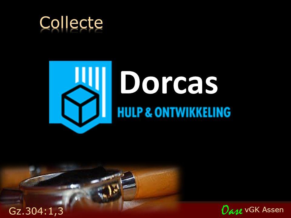 vGK Assen Oase Gz.304:1,3 Dorcas