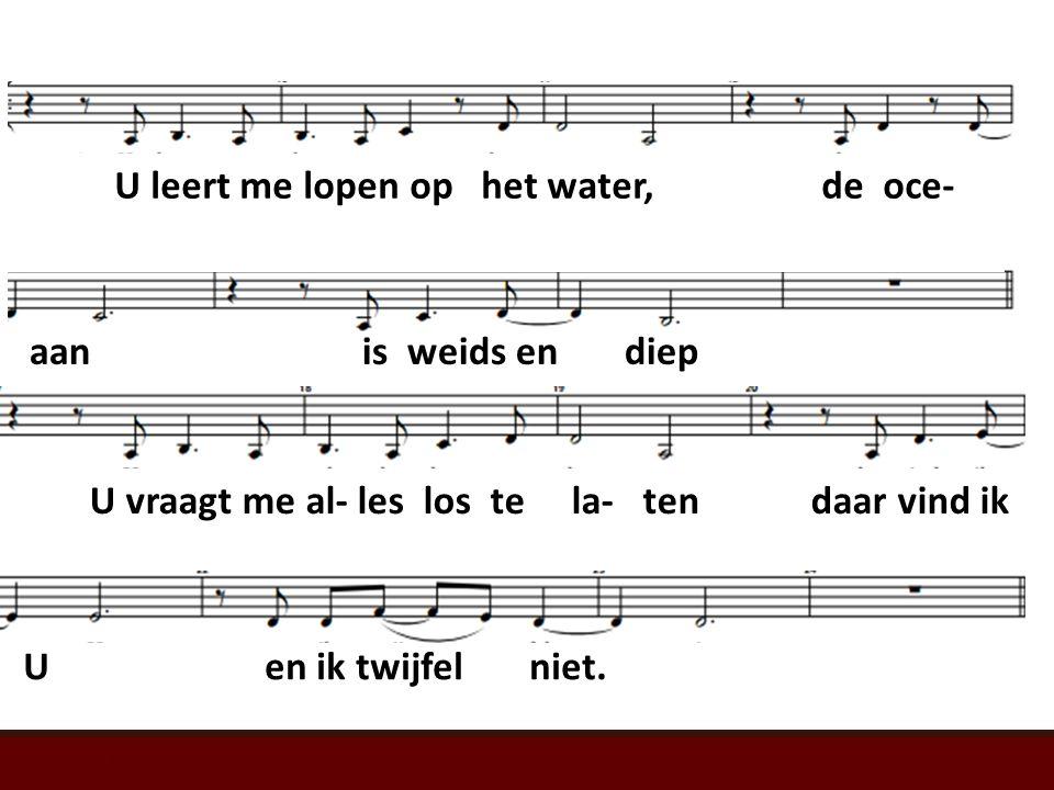 Psalm 107 (LvdK) t.W. Barnard; m.