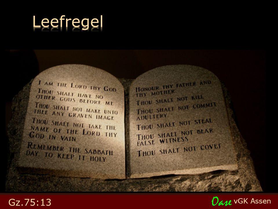 vGK Assen Oase Gz.75:13
