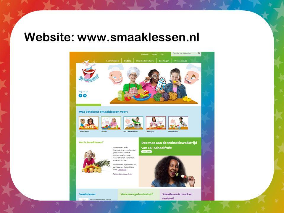 Website: www.smaaklessen.nl