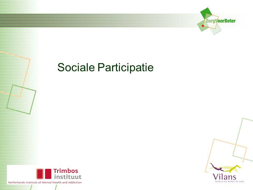 Sociale Participatie