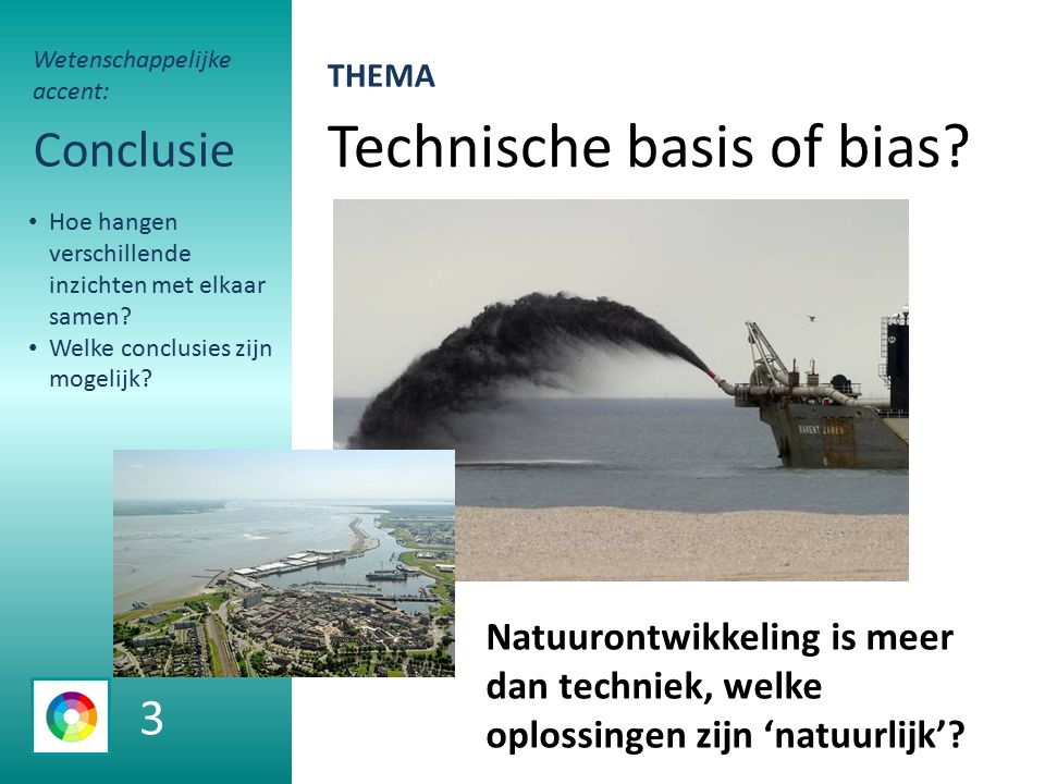 Technische basis of bias.