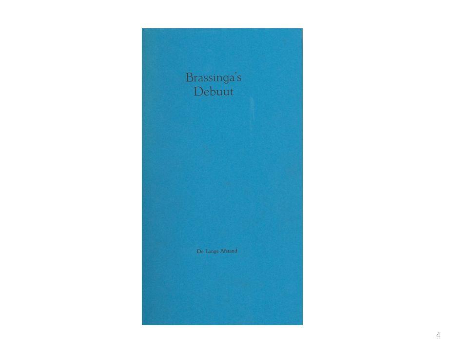 Alleen gedichten die ik niet vatten kon, die in zichzelf besloten bleven, geheimzinnig en tegelijk transparant, onbestemd en toch precies, met een soort belofte van schoonheid en vooral opheldering die nooit werd ingelost, hoe vaak ik ze ook herlas - dat waren dan gedichten van Eliot, of Dickinson, of in het Nederlands Leopold - alleen gedichten, kortom, die me boven de pet gingen en nog steeds gaan, behielden een poreuze, ademende ruimtelijkheid, zodat mijn lectuur niet afketste maar integendeel bleef terugkeren als naar een intrigerend landschap om er te dwalen, om in den vreemde te zijn.