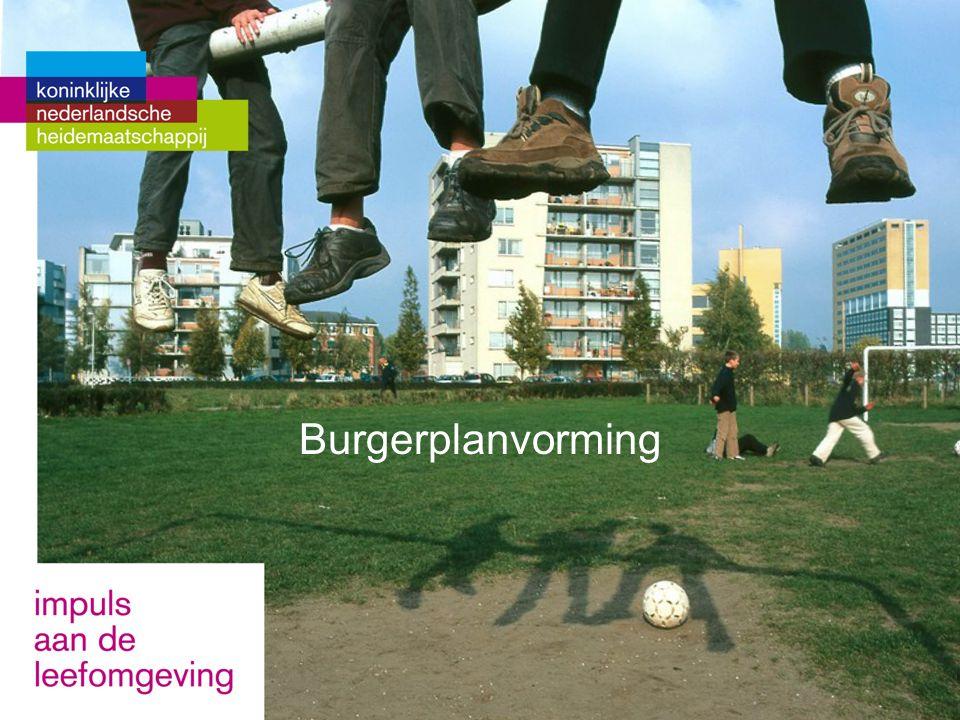 Burgerplanvorming