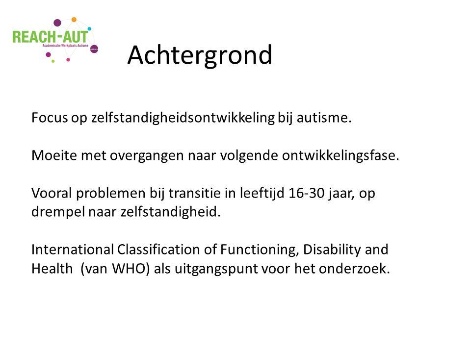 Focus op zelfstandigheidsontwikkeling bij autisme.
