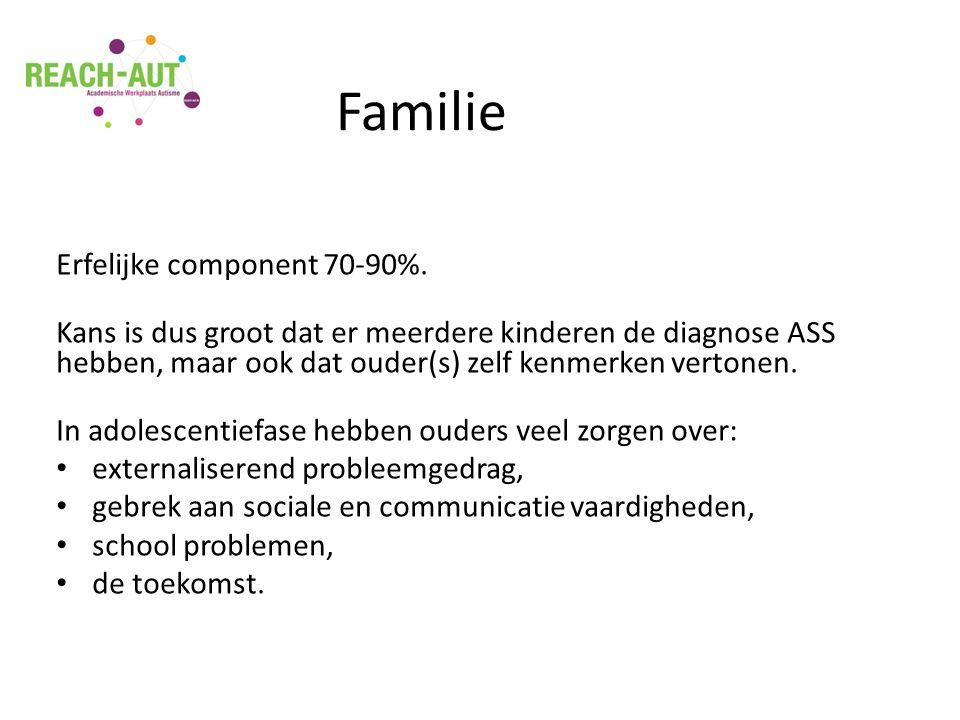 Dr.Sigrid Piening Jonx, Autisme Team Noord-Nederland; Leo Kannerhuis Nederland.