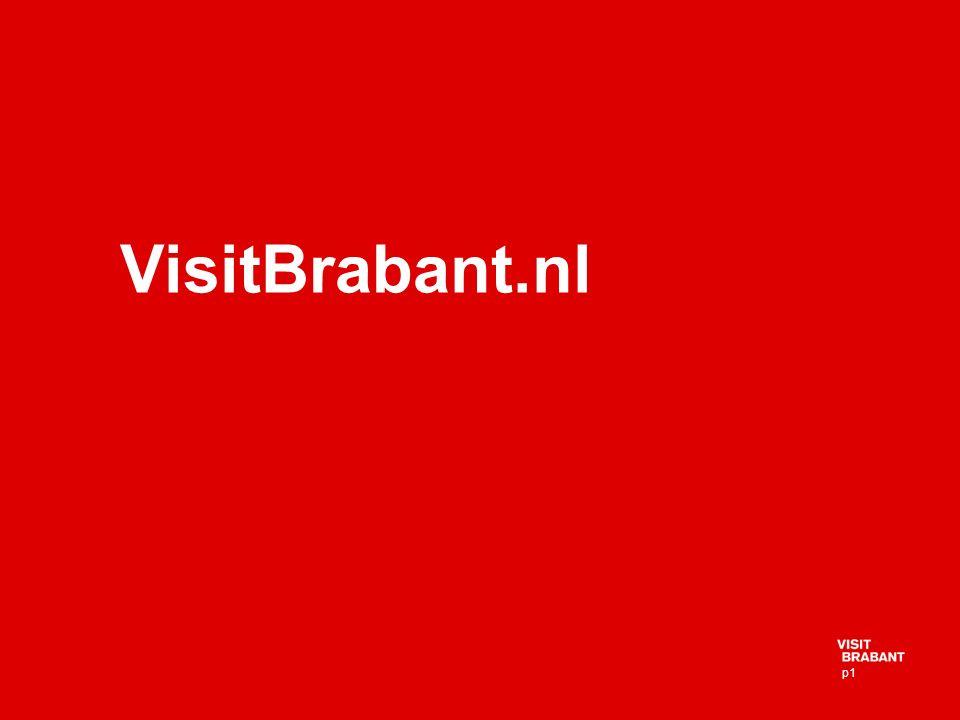 p1 VisitBrabant.nl