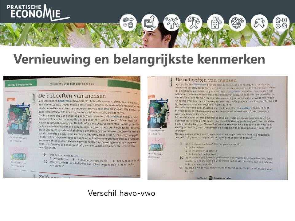 Prijsoverzicht Digitaal + boek (vwo, havo, TTO) Praktische Economie digitale omgeving (i.c.m.