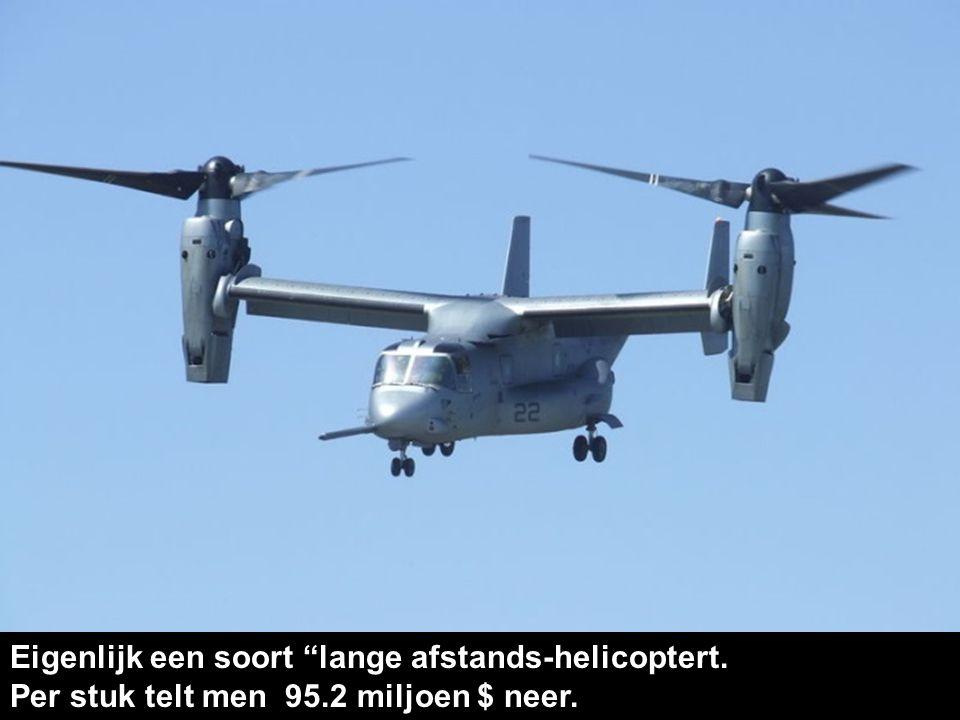 Kan op zeer korte afstanden opstijgen of dalen.= 'extremely Short TakeOffs and Landings' 6.
