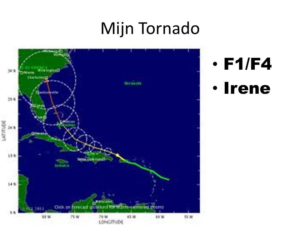 Mijn Tornado F1/F4 Irene