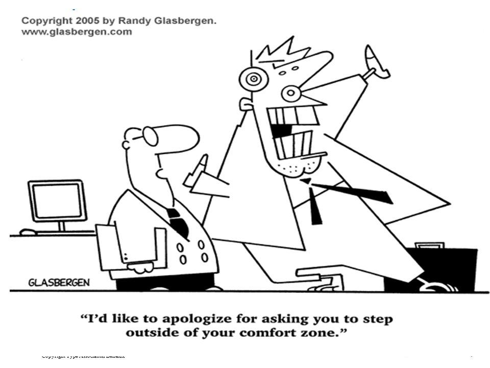5 Voorkeur versus rollen MBTI ® gaat over je natuurlijke, meest vertrouwde manier van functioneren.