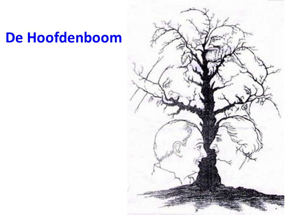 23 De Hoofdenboom