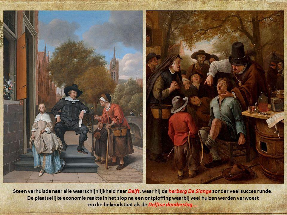 In 1648 werd hij opgenomen in het in dat jaar opgerichte schilders gilde St.
