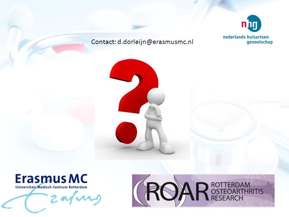 Contact: d.dorleijn@erasmusmc.nl